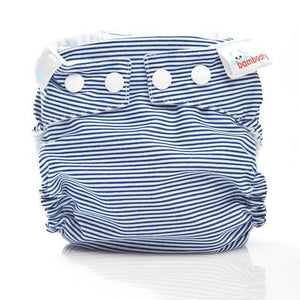 Bambooty Easy Nights Night Time Nappies - Little Greenie