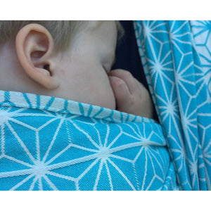 Celestial Sky Woven Wrap - Size 4 - Little Greenie