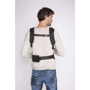 "Kokadi Flip Baby Carrier ""Z"" - Mr Wonderland Allure (Babysize) - Little Greenie"