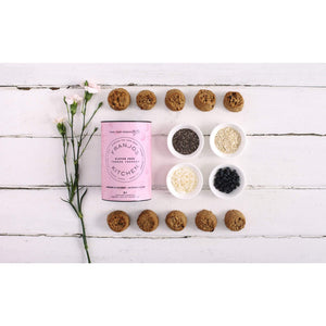 Currant and coconut Lactation Cookies - Gluten Free 'Tanker Toppers' - Little Greenie
