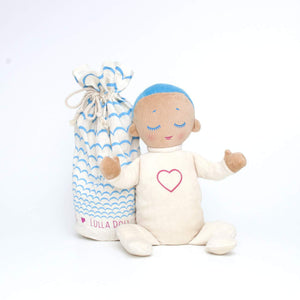 Lulla Doll Baby Sleep Companion - Little Greenie