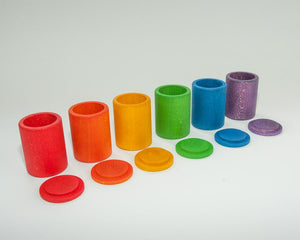 Grapat cups with lids - Little Greenie