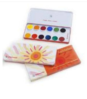Stockmar watercolour set