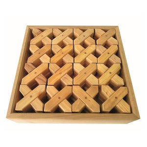 Bauspiel X Blocks 12 Set