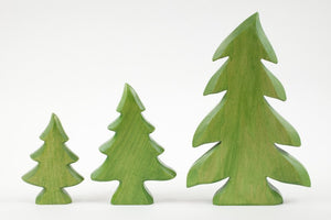 Atelier Des Peupliers Fir Trees