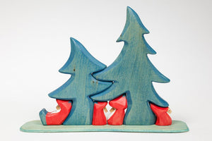 Atelier Des Peupliers Gnome Play Set