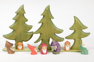Atelier Des Peupliers Gnome Tree Set