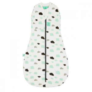 Ergopouch cocoon swaddle bag 2.5 TOG Clouds - Little Greenie