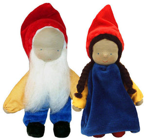 Evi mini- gnomes - Little Greenie