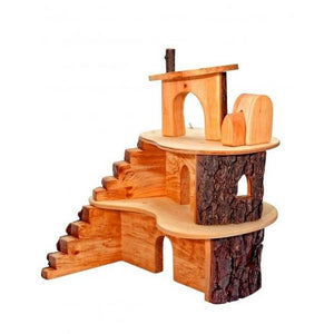 Magic wood classic treehouse - Little Greenie
