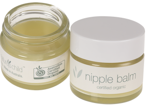 Nature's child nipple cream