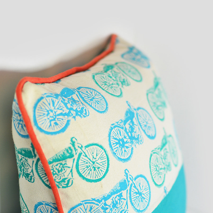 BIKE TURQUOISE - SPARROW DESIGN FIRM