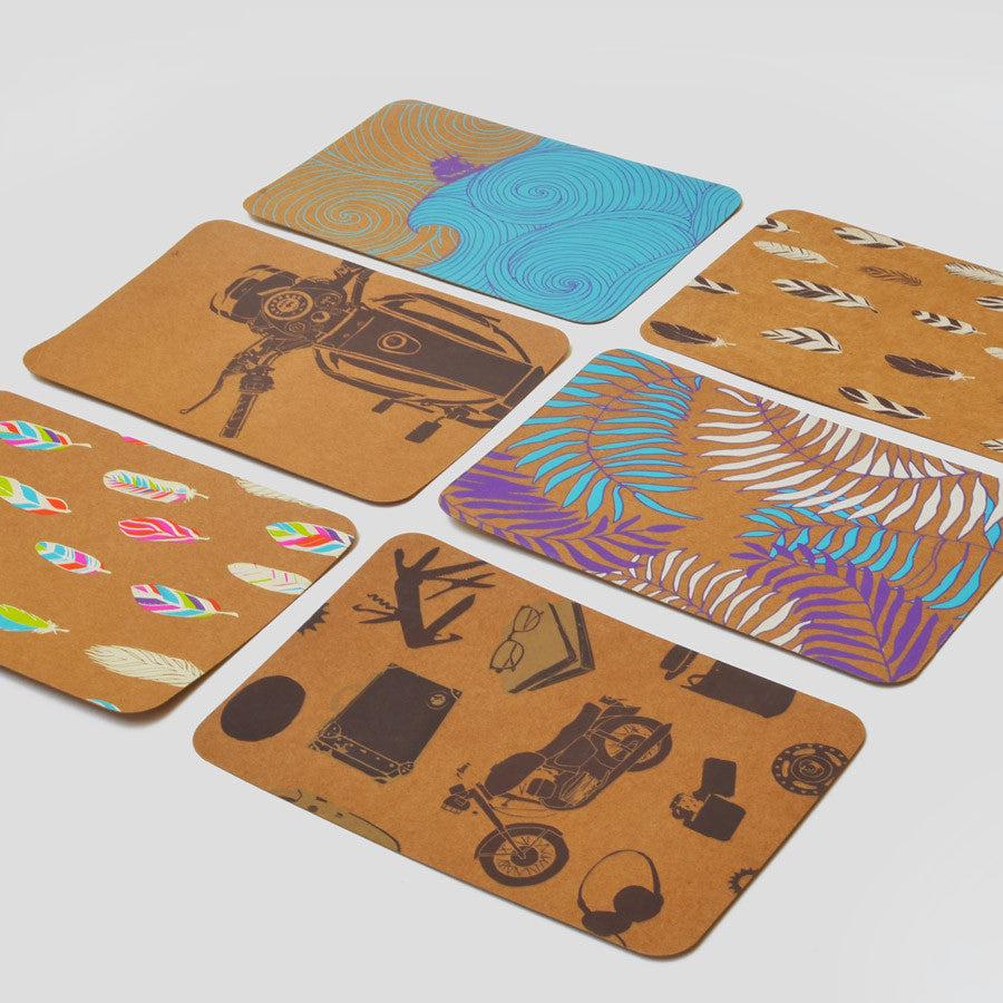 POSTCARDS - SPARROW DESIGN FIRM