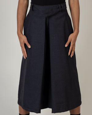 Skirt Look Trousers - T28W - MAE MAZE