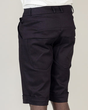 Back Pocket Fold Trousers - T27M - MAE MAZE