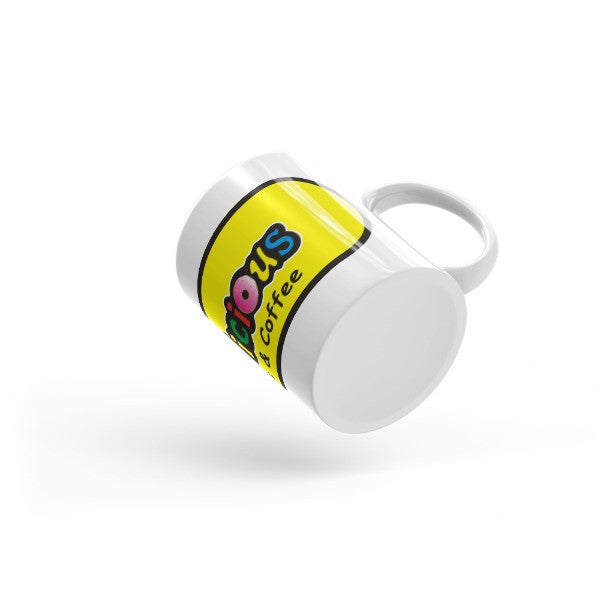 Dolicious Donuts and Coffee Mug - Dolicious Donuts and Coffee - 3