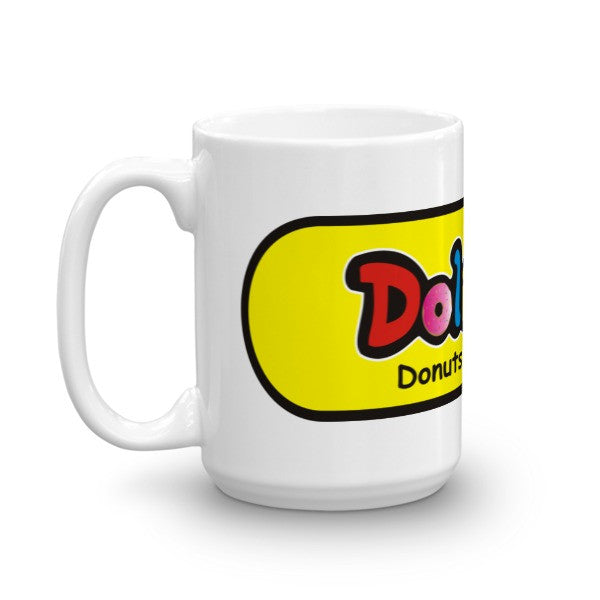 Dolicious Donuts and Coffee Mug - Dolicious Donuts and Coffee - 6