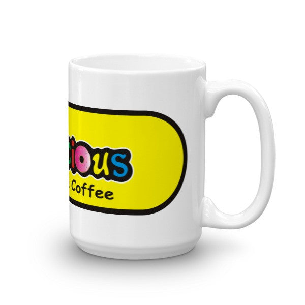 Dolicious Donuts and Coffee Mug - Dolicious Donuts and Coffee - 5