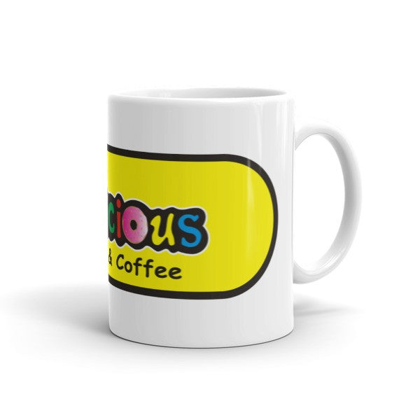 Dolicious Donuts and Coffee Mug - Dolicious Donuts and Coffee - 1