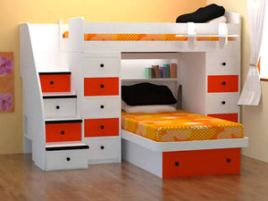 Bunk bed or not?