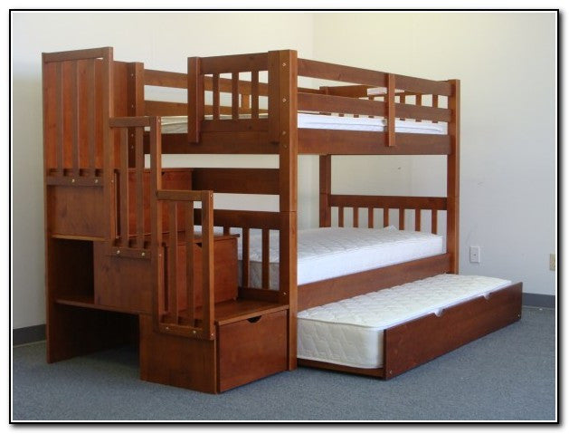 Morgan Pine Bunk Bed