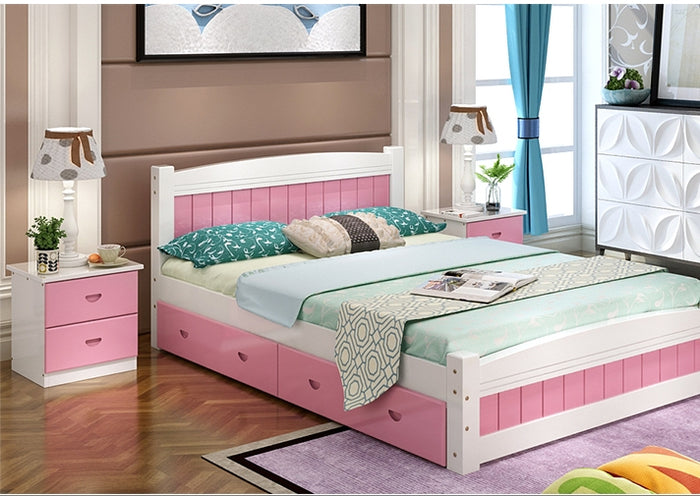 Straight-up Isabella Bed