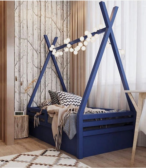Morgan Teepee Bed - Classic Designs