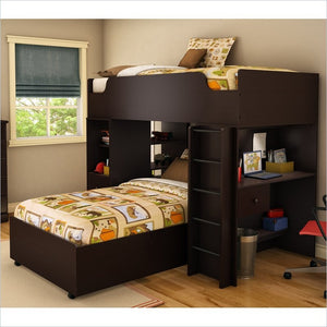 Combination loft Bunk - Classic Designs