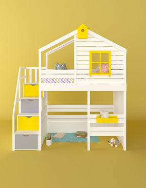 Goose House Bunk 2 - Classic Designs