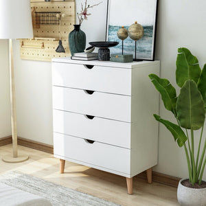 Century 4 Drawer Chest