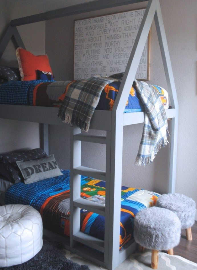 My Little House Bunk bed