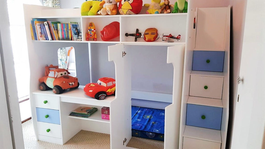 Play And Study Bunk Bed R 10 000 00