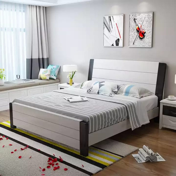 Linear Uptown bed