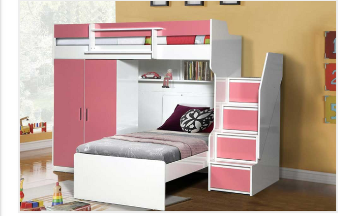 Flexi Bunk bed