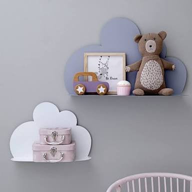 Clouds Wall Shelves