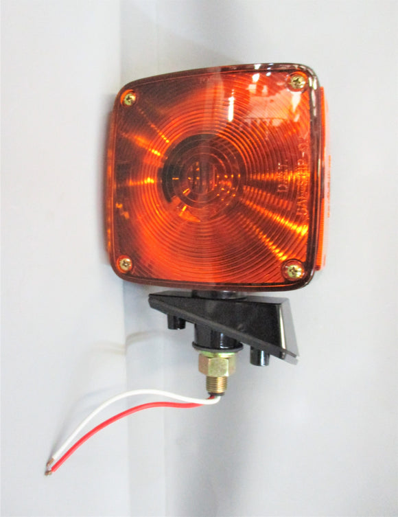 0101057 Right Hand Fender Mount Turn Signal Light - Yost Equipment Sales