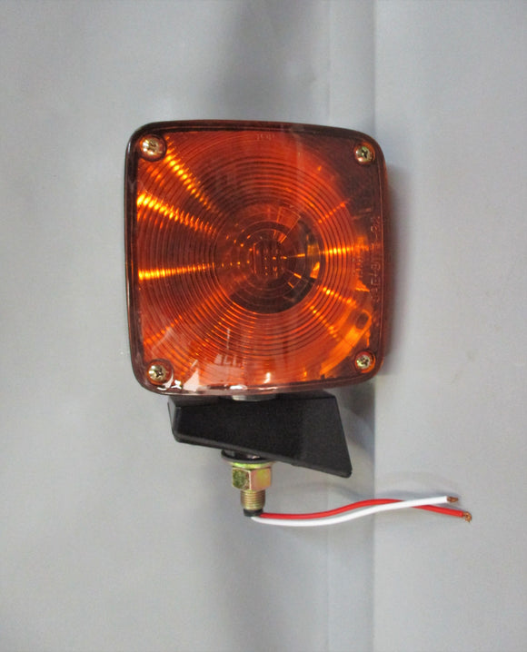 0101058 Left Hand Fender Mount Turn Signal Light - Yost Equipment Sales