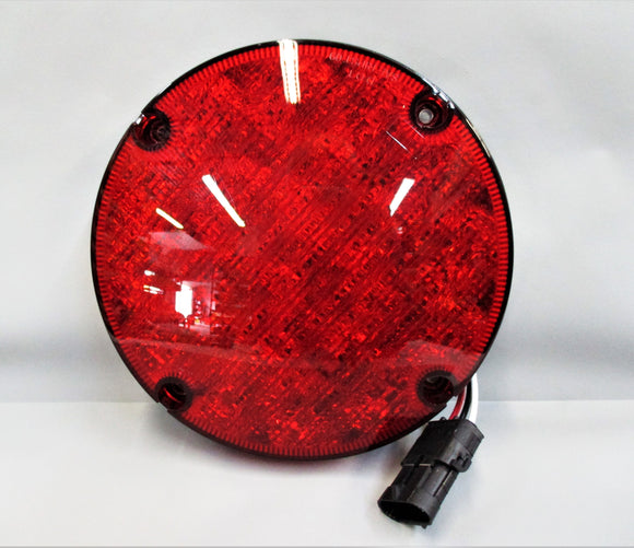 "10044497 LED 7"" Stop / Tail Light - Yost Equipment Sales"