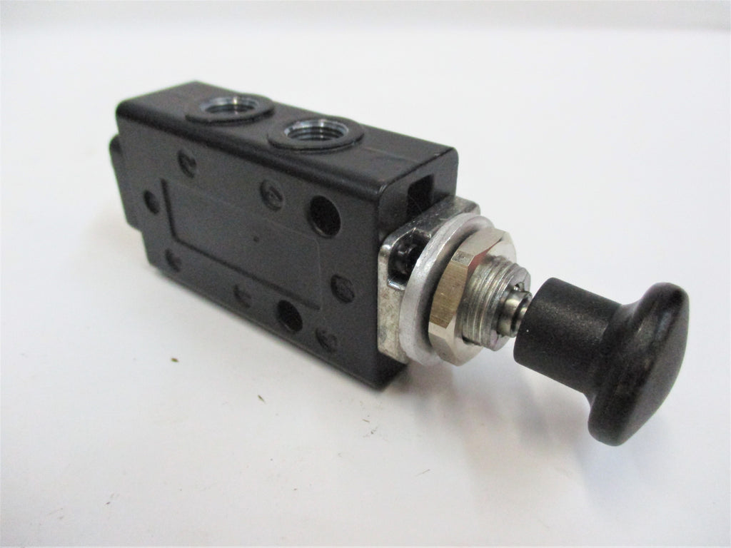 0093611 Air Door Manual Control Spool Valve - Yost Equipment Sales