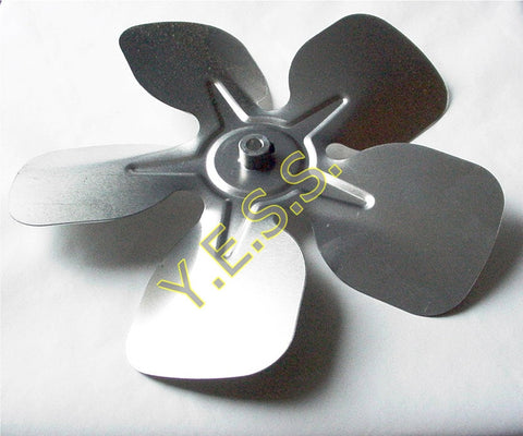 "300549-3 Metal CW 10"" Fan Blade - Yost Equipment Sales"