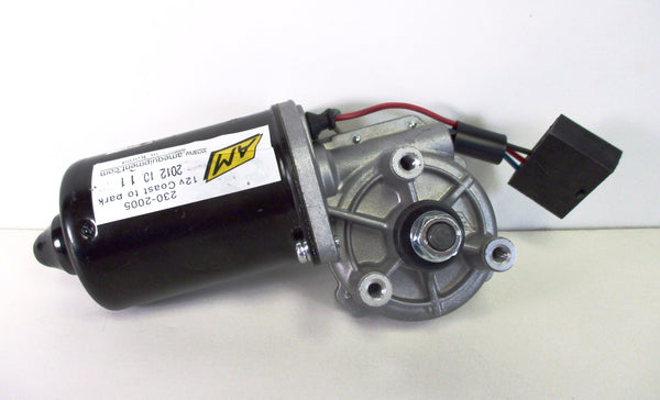 0076044 Bluebird Vision LH Wiper Motor - Yost Equipment Sales