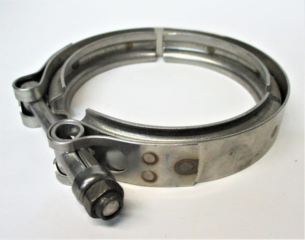 100020-2 V-Band Turbo Clamp - Yost Equipment Sales