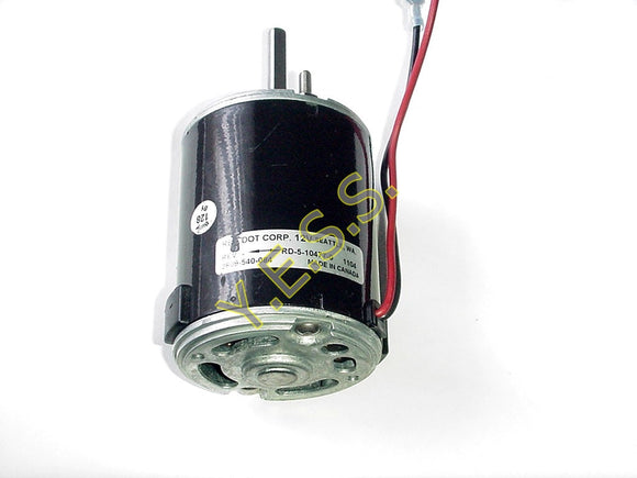 8566-0226 Reversible 1 Speed Heater Motor