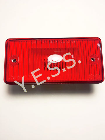 5045-1 Red Marker Lamp - Yost Equipment Sales
