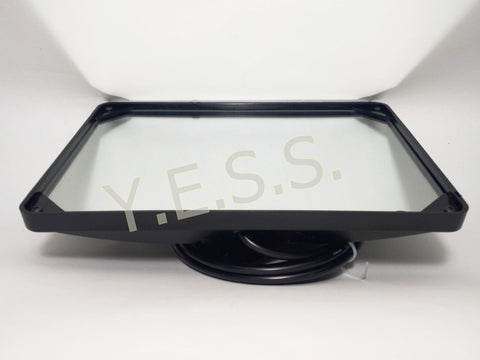 56-73 Flat Double Nickel Heated Mirror Head Assembly - Yost Equipment Sales