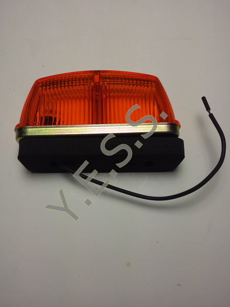 5000-2 Amber Marker Lamp - Yost Equipment Sales