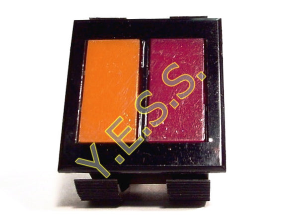 2200-3376 Thomas Amber / Red Pilot Light - Yost Equipment Sales