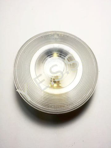 "62431C Clear 4"" Back Up Lamp - Yost Equipment Sales"