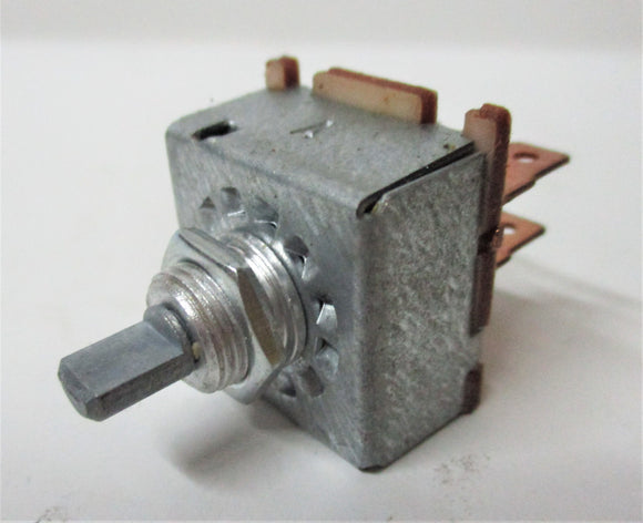4320925 Rotary Heater Fan Switch
