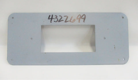 4322699 Turn Lamp Adapter Plate